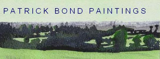Patrick Bond Paintings