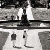 The Mirabell Gardens, Salzburg, austria. Aug 2013