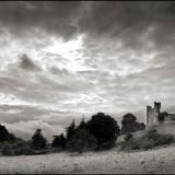 Dunmoe Castle, Co. Meath July 2010