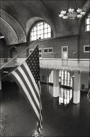 Ellis Island, main reception hall, New York
