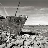 Inis Oirr Sept 2013 The Plassey Shipwreck