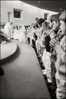 First Communion Day, Laytown Church 1990