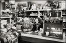 Mr & Mrs Deane in their shop 1990