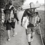 Pilgrims on the path