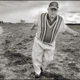 Tommy Wier, hauling the nets