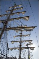 Mast and Sails of the Tall Ships, Dublin, Aug. 2012