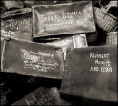 Victims luggage, Auschwitz Concentration and Extermination Camp