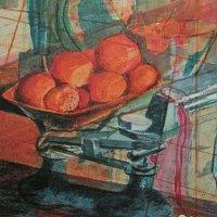 Marmalade Making 1. Watercolour