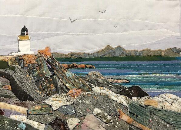 Rubh' an Duin lighthouse