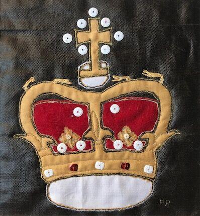 Crown, Falkland Palace