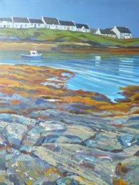Incoming tide, Portnahaven
