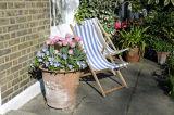 Deckchairs, Malvern Terrace Gardens