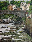 Bridge at Lynmouth : £250
