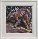 Elephant Antics: SOLD