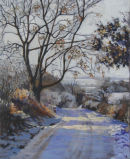 Hampshire Winter: SOLD