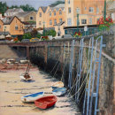 Low Tide at Lynmouth : £250
