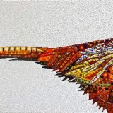 Abstract Pheasant (Sculptural)