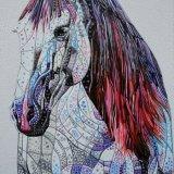 Abstract Horse 14 (Sculptural)