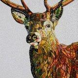 Abstract Deer 23 (Sculptural)