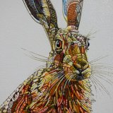 Abstract Hare 3 (Sculptural)
