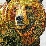 Abstract Bear (Sculptural)