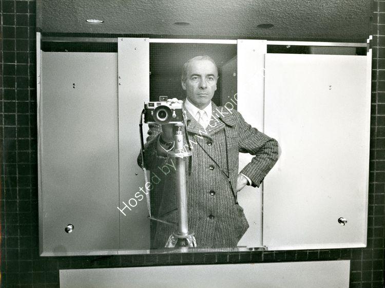 21 Paul Kavanagh self portrait with Leica