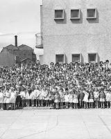 Realt na Mara pupils c. 1960
