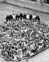 Realt na Mara pupils c. 1962