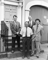 64 Dermot Ahern, Michael Woods, John Woods and Fergus Miullen