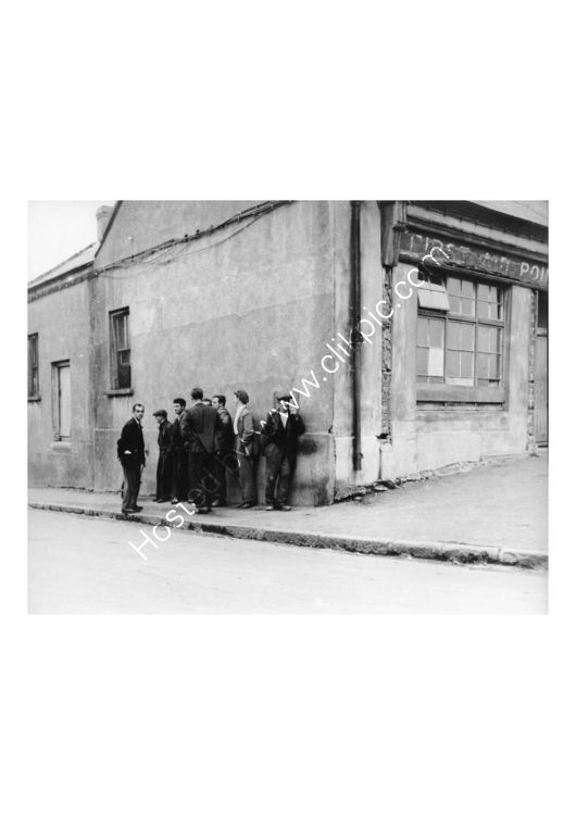78 Local men in Crossmaglen 1960's