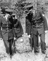 87 Gardai seize poteen at Dromad