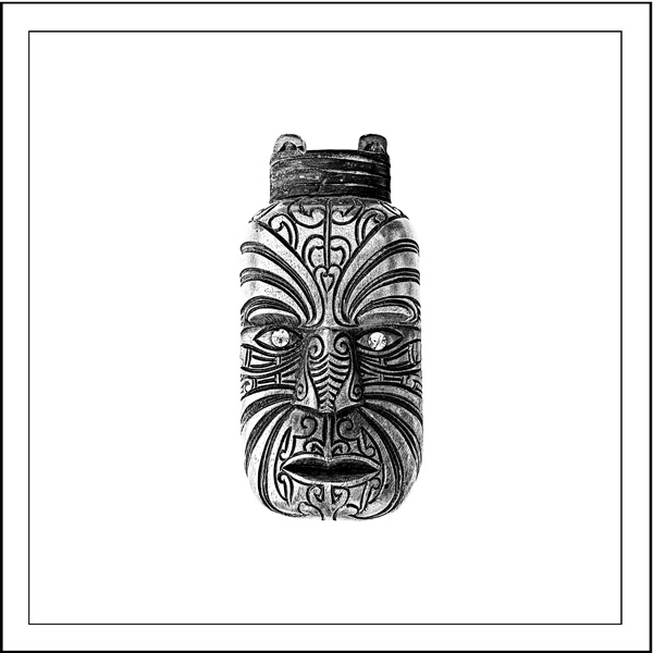 Tane-Kaha---Artifact - Giclée Print on Museum Etching Fine Art Paper