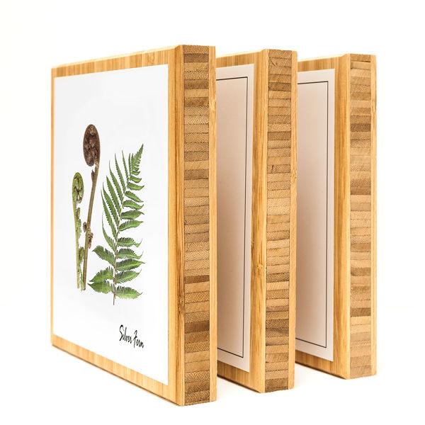 Bamboo Block Example