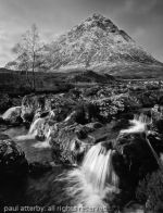 Buachaille Etive Mor and River Coupall