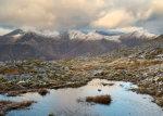 Summit of Sgorr nam Fiannaidh, Glencoe