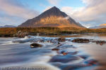 Buachaille Etive Mor and River Etive