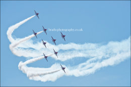 Red Arrows D-Day 70