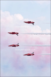 Red Arrows Lyme Regis 2014