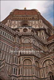 Looking up in Florence