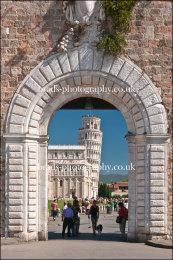 Through the gateway