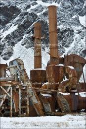 Stacks of rust