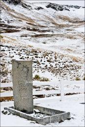 Shackletons Grave