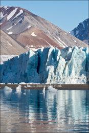 Recherchebreen glacier