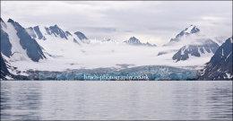 Smithbreen glacier