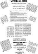 Montana Red - press