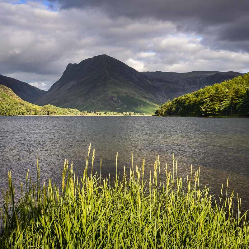 FLEETWITH PIKE, BUTTERMERE, CUMBRIA, 2018