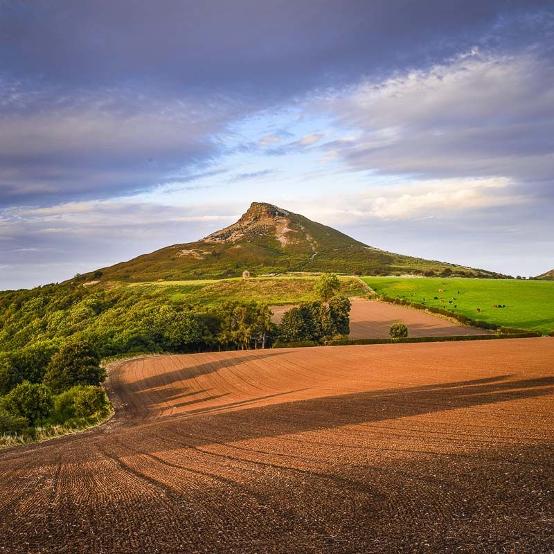 M13 Roseberry Topping, North York Moors