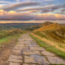 Path from Mam Tor
