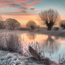 A Winters Morning on the Stour