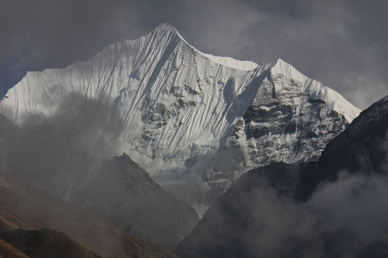 Gangchhenpo Mountain